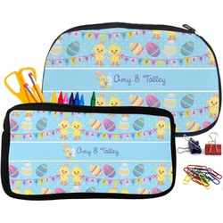 Happy Easter Pencil / School Supplies Bag (Personalized)