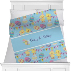 Happy Easter Blanket (Personalized)