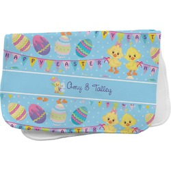 Happy Easter Burp Cloth (Personalized)