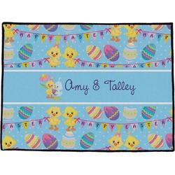 Happy Easter Door Mat (Personalized)