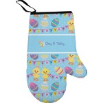 Happy Easter Oven Mitt (Personalized)
