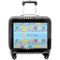 Happy Easter Pilot / Flight Suitcase (Personalized)