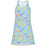 Happy Easter Racerback Dress (Personalized)