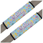 Happy Easter Seat Belt Covers (Set of 2) (Personalized)