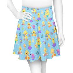 Happy Easter Skater Skirt (Personalized)