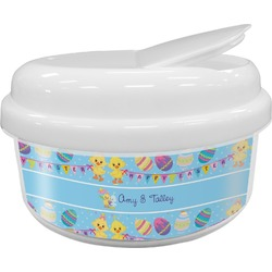 Happy Easter Snack Container (Personalized)