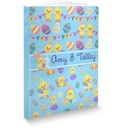 Happy Easter Softbound Notebook (Personalized)