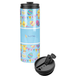 Happy Easter Stainless Steel Tumbler (Personalized)