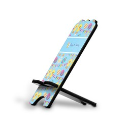 Happy Easter Stylized Phone Stand (Personalized)