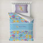 Happy Easter Toddler Bedding w/ Multiple Names