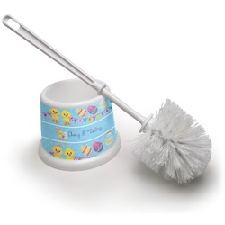Happy Easter Toilet Brush (Personalized)