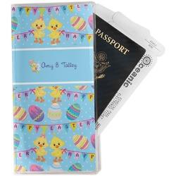 Happy Easter Travel Document Holder