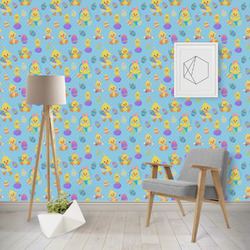 Happy Easter Wallpaper & Surface Covering