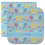 Happy Easter Facecloth / Wash Cloth (Personalized)