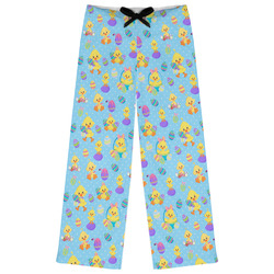 Happy Easter Womens Pajama Pants (Personalized)