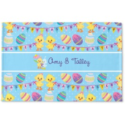 Happy Easter Woven Mat (Personalized)