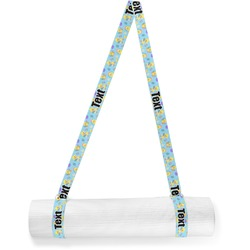 Happy Easter Yoga Mat Strap (Personalized)