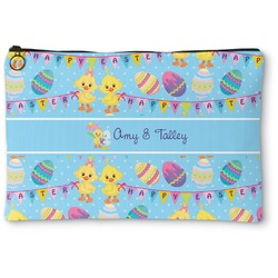 Happy Easter Zipper Pouch (Personalized)