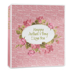 Mother's Day 3-Ring Binder - 1 inch