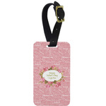 Mother's Day Aluminum Luggage Tag