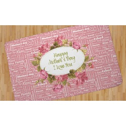 Mother's Day Area Rug - 5'x8'