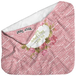 Mother's Day Baby Hooded Towel