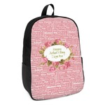 Mother's Day Kids Backpack
