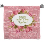 Mother's Day Full Print Bath Towel
