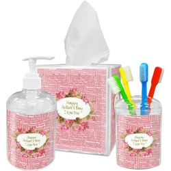 Mother's Day Acrylic Bathroom Accessories Set