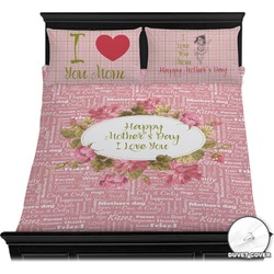 Mother's Day Duvet Cover Set