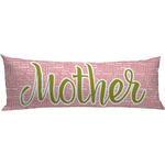 Mother's Day Body Pillow Case