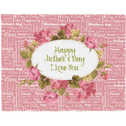 Mother's Day Woven Fabric Placemat - Twill