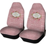 Mother's Day Car Seat Covers (Set of Two)