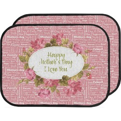Mother's Day Car Floor Mats (Back Seat)
