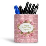 Mother's Day Ceramic Pen Holder