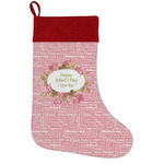 Mother's Day Holiday Stocking