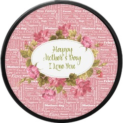 Mother's Day Round Trailer Hitch Cover