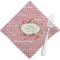 Mother's Day Napkins (Set of 4)