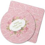 Mother's Day Rubber Backed Coaster (Personalized)