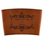 Mother's Day Leatherette Mug Sleeve