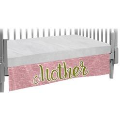 Mother's Day Crib Skirt