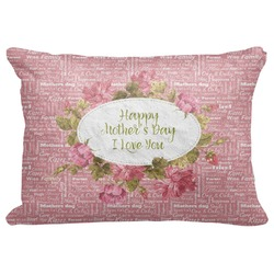 "Mother's Day Decorative Baby Pillowcase - 16""x12"""