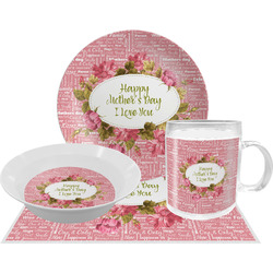 Mother's Day Dinner Set - Single 4 Pc Setting