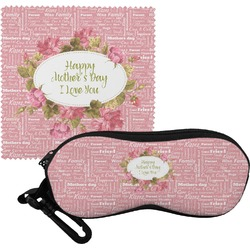 Mother's Day Eyeglass Case & Cloth