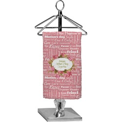 Mother's Day Finger Tip Towel - Full Print
