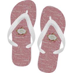 Mother's Day Flip Flops