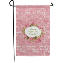 Mother's Day Garden Flag - Single or Double Sided