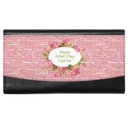 Mother's Day Genuine Leather Ladies Wallet