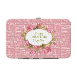 Mother's Day Genuine Leather Small Framed Wallet