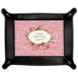 Mother's Day Genuine Leather Valet Tray